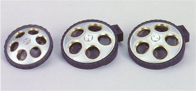 Capra Optical Microscope Components